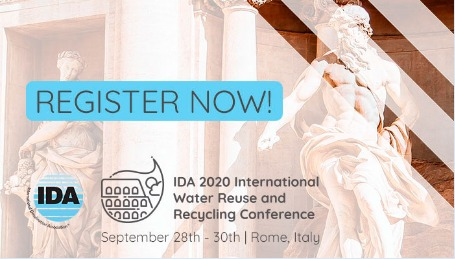 2020 IDA International Water Reuse and Recycling Conference