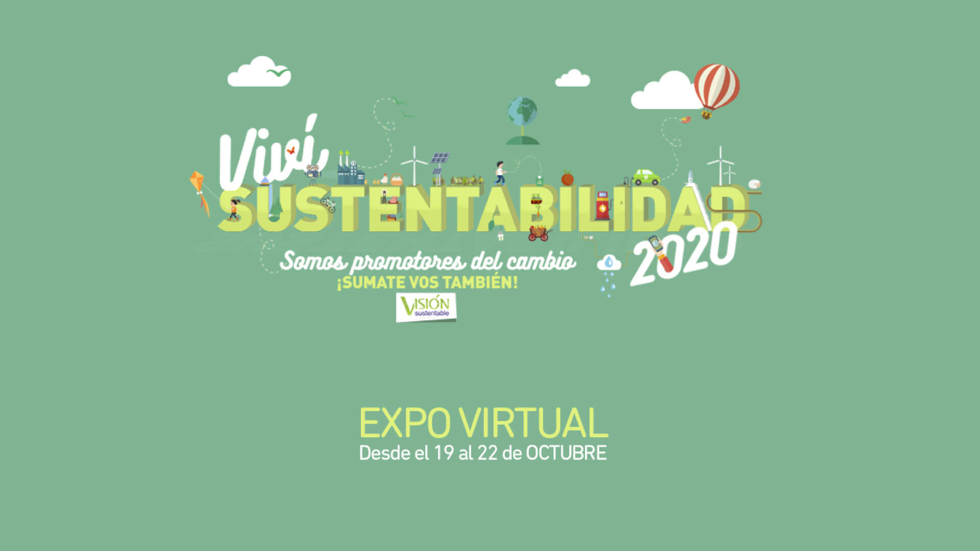 Viví Sustentabilidad 2020 virtual